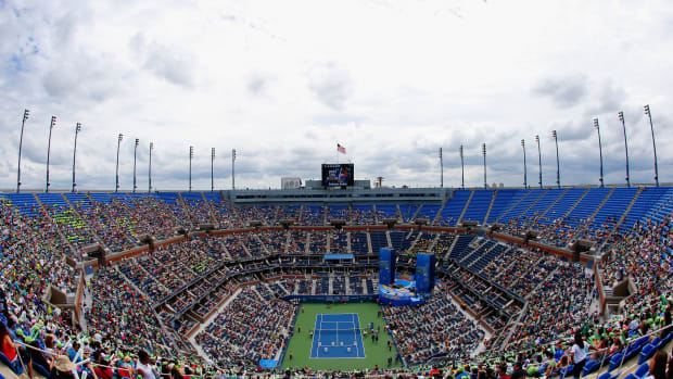 US Open 2014 Day 1 Scores