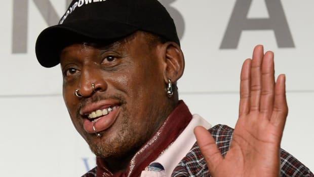 Knicks J.R. Smith Dubbed the new Dennis Rodman by Dennis Rodman
