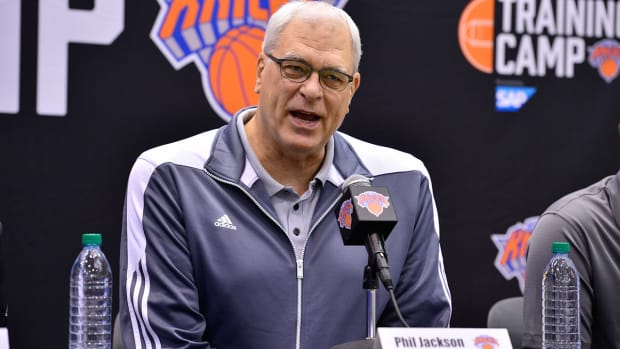 What will Phil Jackson's Knicks be remembered for? - Image