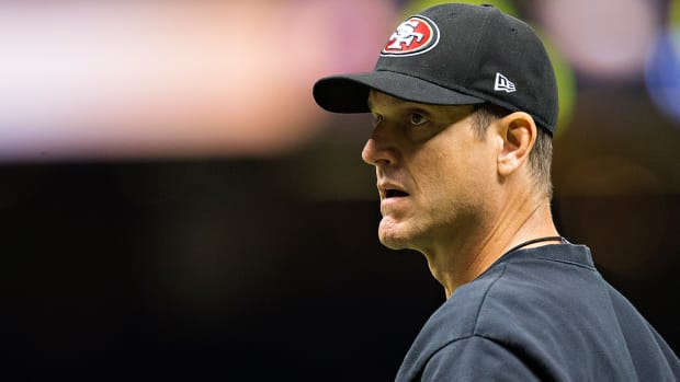 Would Jim Harbaugh quit before being traded? - Image