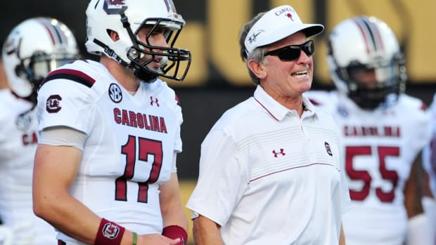 #DearAndy: Playoff rankings, Spurrier returning and Malzahn's jorts (image)