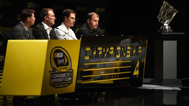 Jimmie Johnson gives his final four prediction - Image