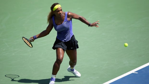 us open draw serena williams taylor townsend