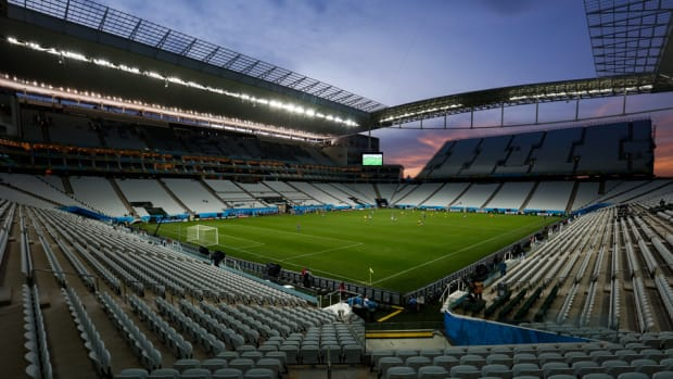 Sao Paulo Arena World Cup