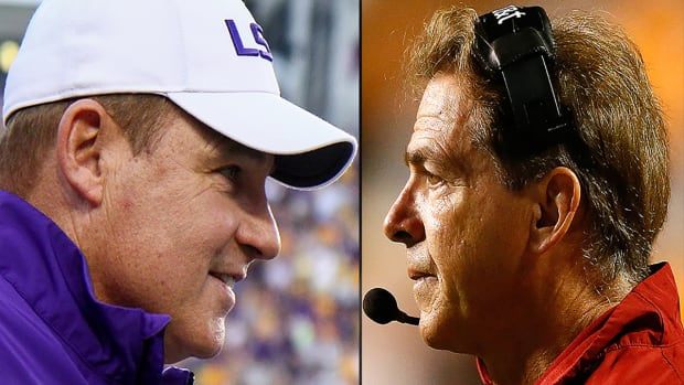 Will LSU derail Alabama's college football playoff hopes?