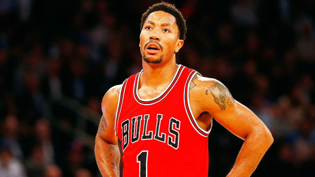 How will Bulls manage Derrick Rose's health? - Image