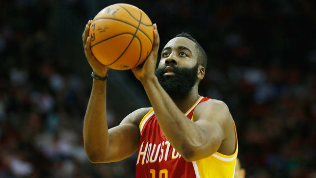 NBA Season Preview: Houston Rockets image