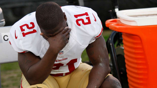 Report: Frank Gore addresses future with 49ers - image