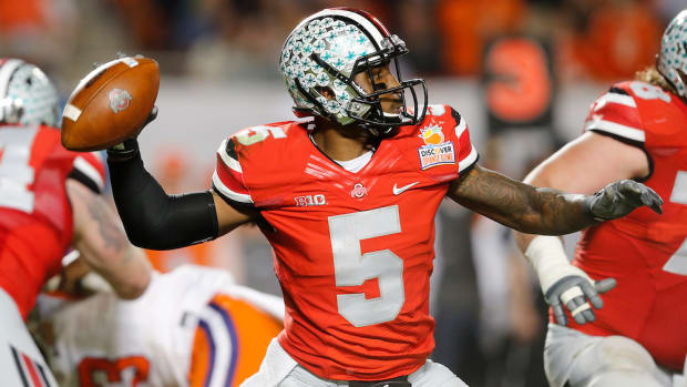 braxton miller ohio state return urban meyer