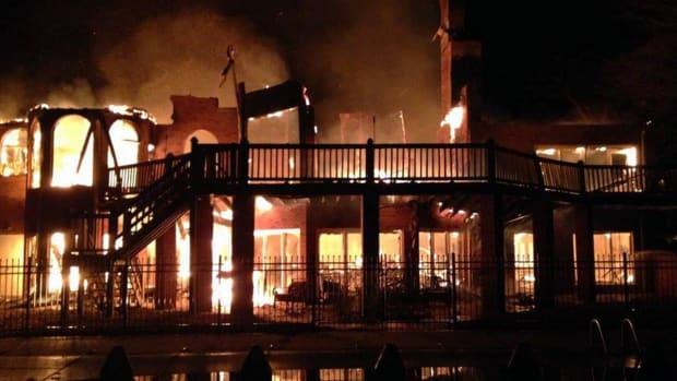 Dallas Cowboys LB Rolando McClain lost his home in a fire