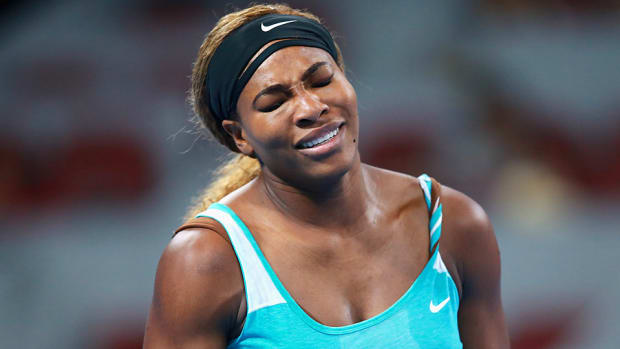 serena williams withdraws china open