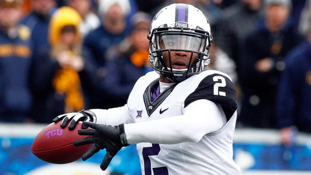 TCU would be in playoff driver seat with win over K-State - Image