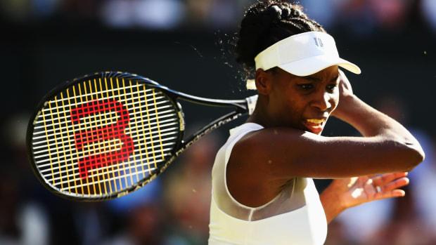 Venus Williams US Open 2014