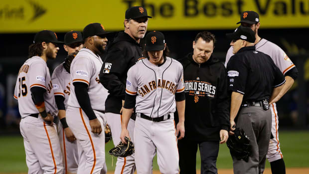 How the Giants bullpen can bounce back after game 2 - Image