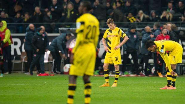 Dortmund loss