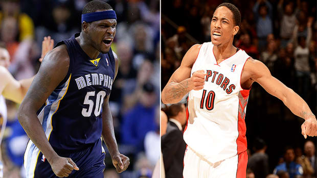 Are Raptors or Grizzlies the more surprising conference leaders?