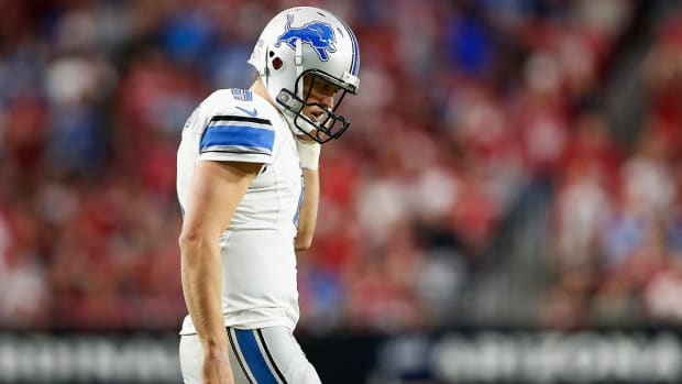 Amani Toomer: Matthew Stafford needs to stop forcing the ball to Megatron - Image