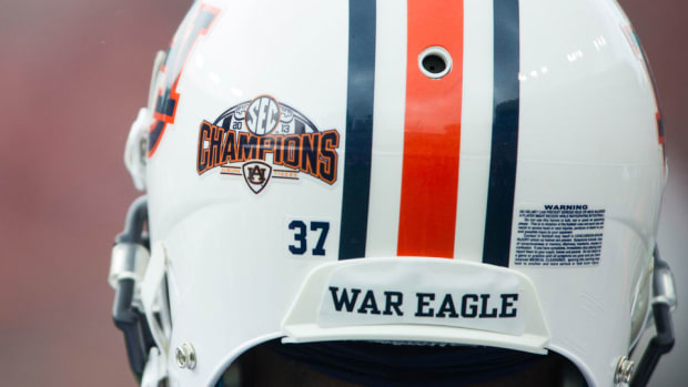 Suspect in shooting of Auburn football player arrested