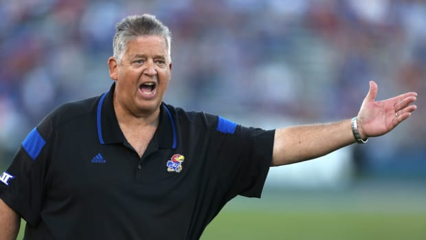 charlie weis fired