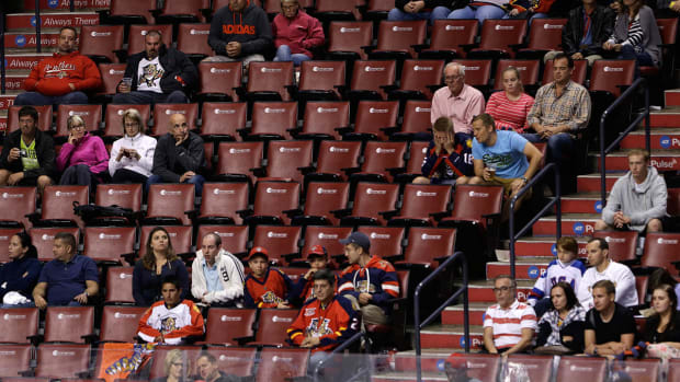 Bettman: The Florida Panthers are building a fan base the right way - Image