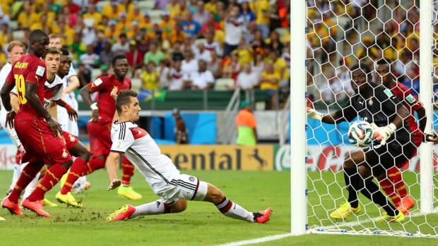 Miroslav Klose Tying Goal