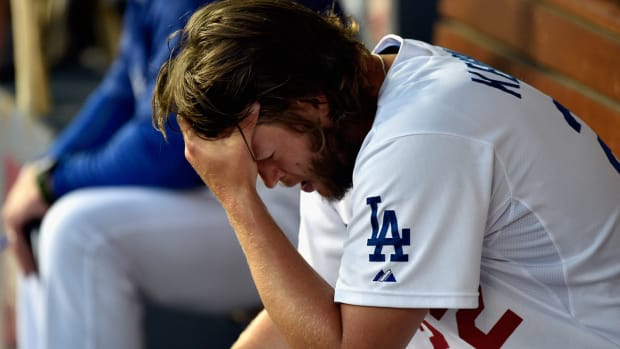 The Dodgers are under a lot of pressure in NLDS