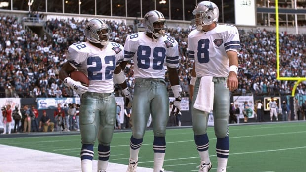 Emitt Smith: 'Triplets' are better than current Cowboys big 3 - Image
