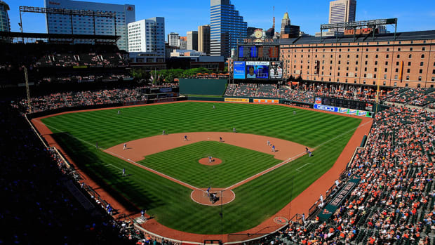 orioles camden yards 2016 all star game