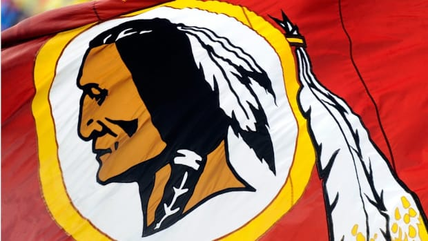 Washington Redskins fans describe the team in one word