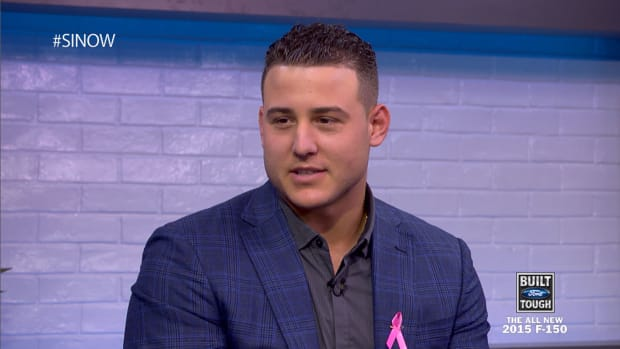 Cubs' Anthony Rizzo owns our 80's quiz
