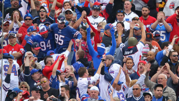 Buffalo Bills are NFL's drunkest fans according to author Sean MacDonald