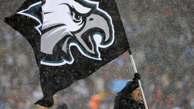 Philadelphia Eagles fans prosthetic leg was stolen and then returned on Sunday