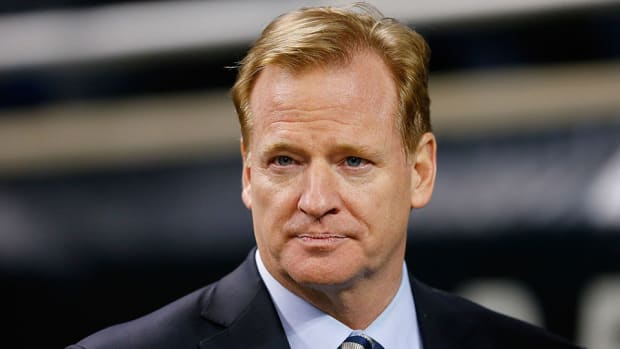 roger goodell nfl players credibility