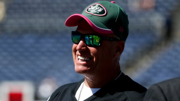 Al Michaels: Rex Ryan would be a great broadcaster - Image