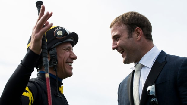 wes welker undrafted horse racing