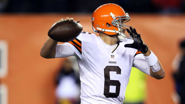 Peter King: Is Brian Hoyer the Browns franchise QB? - Image