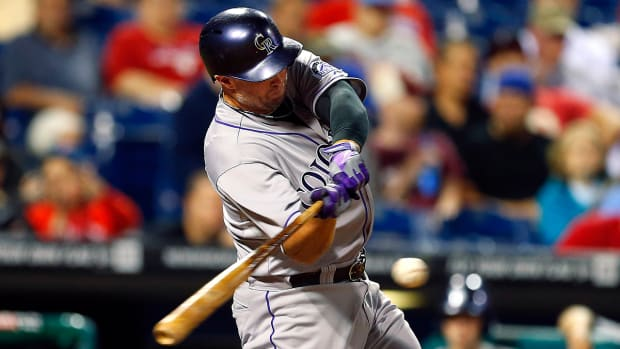 Mets sign OF Michael Cuddyer to two-year deal IMAGE