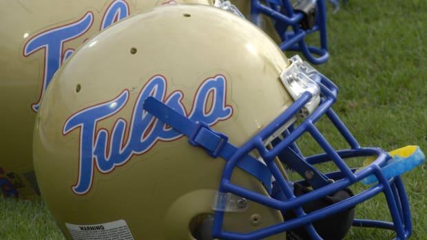 Tulsa helmet