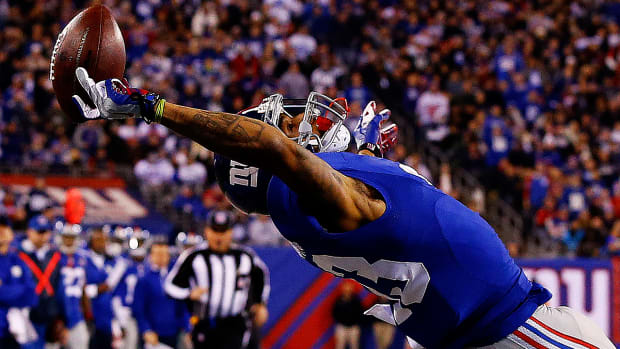 Why Odell Beckham Jr. was the top rookie of the 2014 season - image