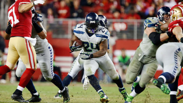 Should the Seahawks let Marshawn Lynch walk away? - Image