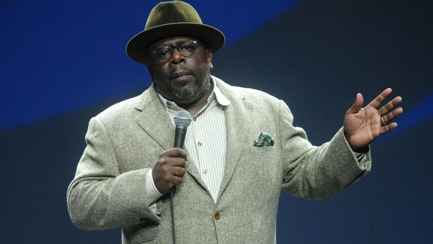Cedric the Entertainer: Is it too soon to tell a Ferguson protest joke? - Image