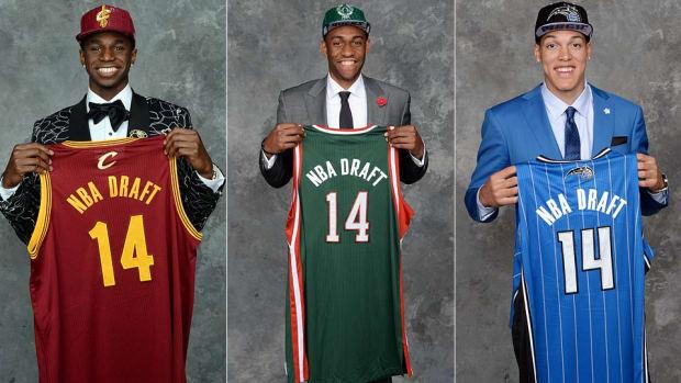 NBA Draft Grades
