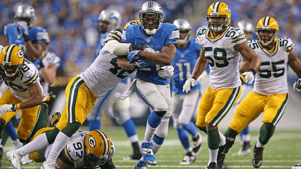 Detroit Lions Green Bay Packers