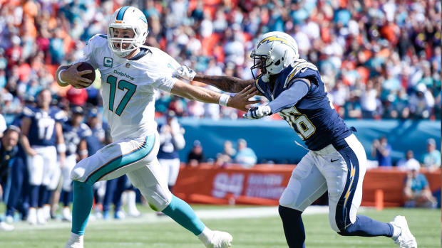 Brandon Flowers on how the Chargers bounce back after their bye - Image