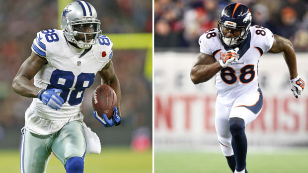 Dez Bryant vs. Demaryius Thomas: Who deserves the bigger contract? - Image