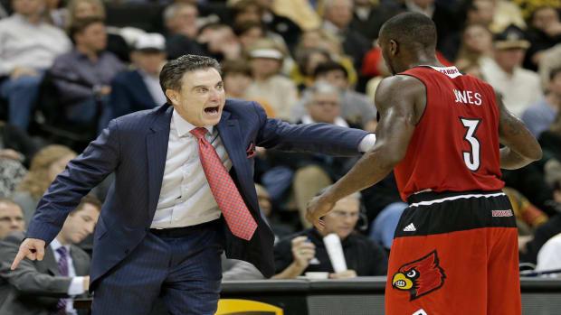Louisville dismissed point guard chris jones threatens female student