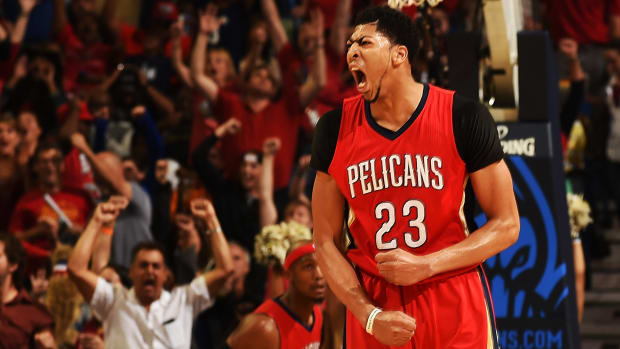 Report: Pelicans, Anthony Davis agree to five-year, $145 million extension-- IMAGE