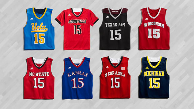 adidas new march college basketball uniforms