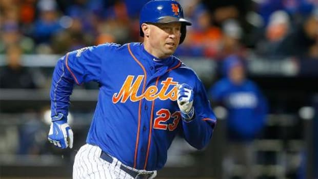Reports: Mets OF Michael Cuddyer retires after 15 seasons IMAGE