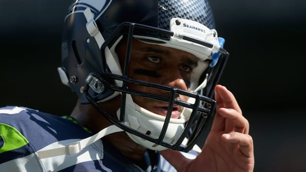 Russell Wilson's new contract with Seahawks brings downside IMG
